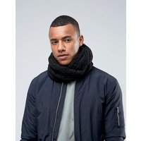 7X Cable Snood - Black