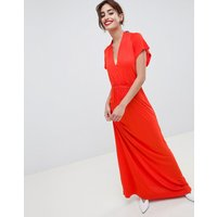 French Connection Falaise Fleur Maxi Dress - Sunset Wave