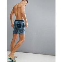 Billabong Lo Tide Sundays Board Shorts 17 Inch - Blue