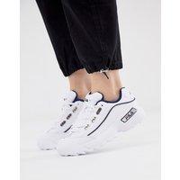 Fila Hometown Extra white trainers - White