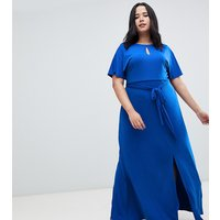 Coast Plus Jemma jersey maxi dress