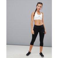 Leggings capri negros Dri-Fit Essential de Nike Running