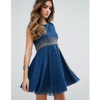Free PeopleFree People Rock Candy Embllished Party Dress - Starlight