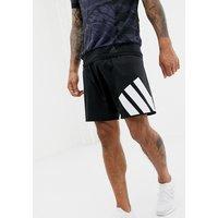 Adidas Tango Football Shorts In Black - Black/white