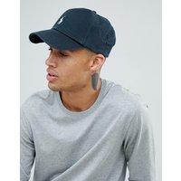 Polo Ralph Lauren player logo baseball cap in dark grey - Dark carbon grey