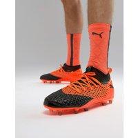 Puma Football Future 2.2 Netfit Firm Ground Boots In Orange 104830-02 - Orange