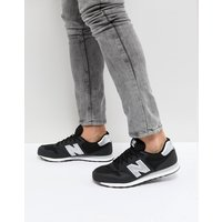 New Balance 500 Trainers In Black - Black