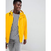 Hunter Original lightweight rubberised bomber in yellow - Yellow