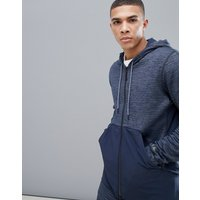Adidas X Reigning Champ Hoodie In Grey Ce3501 - Black