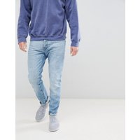 G-star 3d Tapered Jeans Lt Aged Restored - Blue