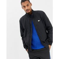 Love Moschino chest placket bomber jacket - Black