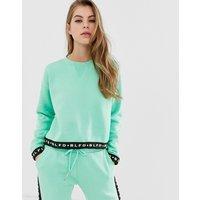 BLFD Mertal Sweatshirt - Green