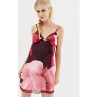 B By Ted Baker Porcelain Rose Printed Chemise