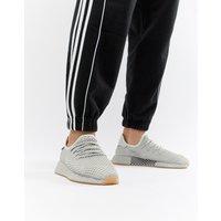 adidas Originals Deerupt Runner Trainers In Grey CQ2628 - Grey