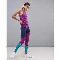Leggings deportivos con colour block de Esprit