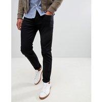G-star 3301 Slim Fit Jeans In Rinsed