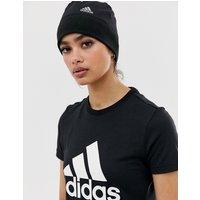 Adidas Running Beanie In Black - Black