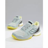 Adidas Stella Mccartney Barricade Boost Tennis Trainers - Grey