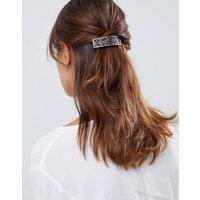 Accessorize Bright Multi Glitter Hair Slide - Brights Multi