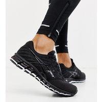 Asics Gel Quantum 180 Trainers In Black - Black