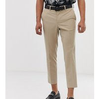 Heart & Dagger skinny cropped stone trousers - Stone
