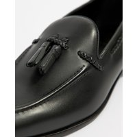 KG by Kurt Geiger Tassel Loafers - Black