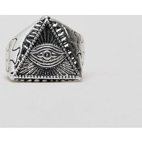 7x Statement Ring - Silver
