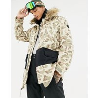 Burton Snowboards Skylink Jacket in Multi - Multi