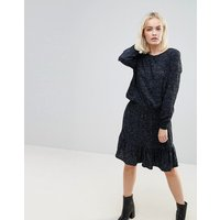 b.Youngb.Young Drop Waist Tunic Dress - Combi 2
