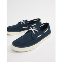 Sperry Topsider Sneaker Boat Shoes In All Navy - Navy