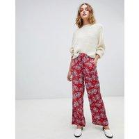 Vero Moda floral cami trousers - Mix print