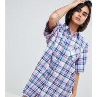 Reclaimed VintageReclaimed Vintage Inspired Shirt Dress - Multi