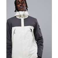 The North Face 1990 Thermoball Mountain Jacket In White/black - White