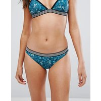 All About Eve Climatic Tie Hipster Bikini Bottom - Bandit Folk