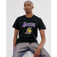New Era T-Shirt »Nba Los Angeles Lakers Logo«