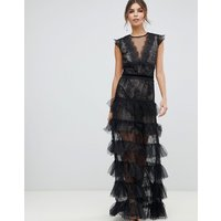 Bronx and Banco maxi dress - Black