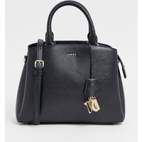 Dkny Sutton Tote In Black - Black