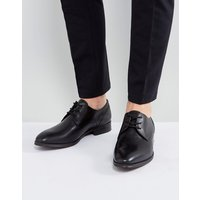 ALDO Lauriano Derby Leather Shoes In Black - Black