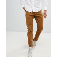 G-star 3301 Deconstructed Overdye Slim Jeans Oxide Ocre - Tan