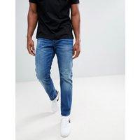 G-star 3301 Straight Jeans Medium Aged