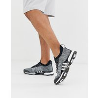 Adidas Golf T360 Xt Primeknit Shoes In Black