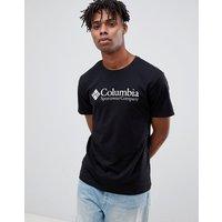 Columbia North Cascades T-Shirt in Black - Black
