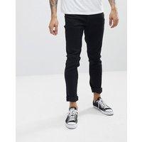 Le Breve Skinny Fit Jeans - Black