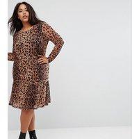 JunaroseJunarose Leopard Print Dress - Aop