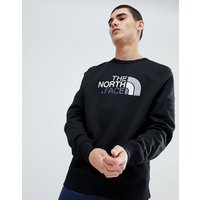 The North Face - The North Face - Drew Peak - Sweat-shirt ras de cou - Noir - Noir