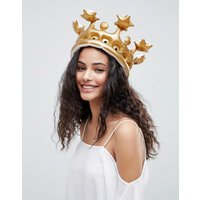 NPW Queen For the Day Inflatable Crown - Multi