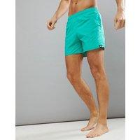Adidas Swim Shorts In Green Cv7113 - Green