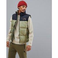The North Face 1996 Retro Nuptse Vest In Green - Green