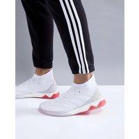 Adidas Football Tango Predator 18.1 Trainer In White Cm7700 - White