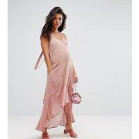 ASOS MaternityASOS Maternity Casual Parachute Maxi Dress - Pink